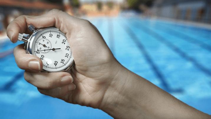 berapa lama kolam renang digunakan