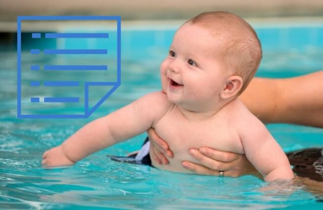 Manfaat Renang Untuk Bayi dan Perkembangan Kepribadiannya