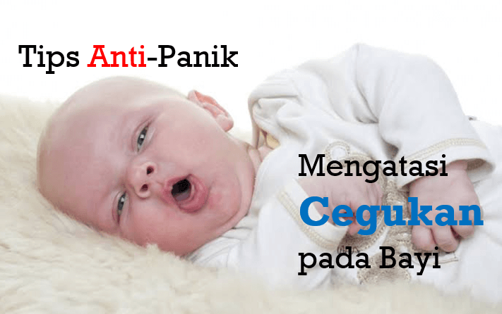 penyebab bayi cegukan