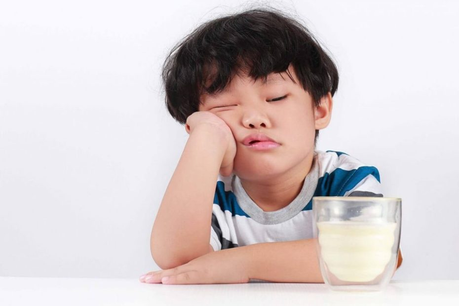 Anak tidak mau minum susu via bebeclub.co.id