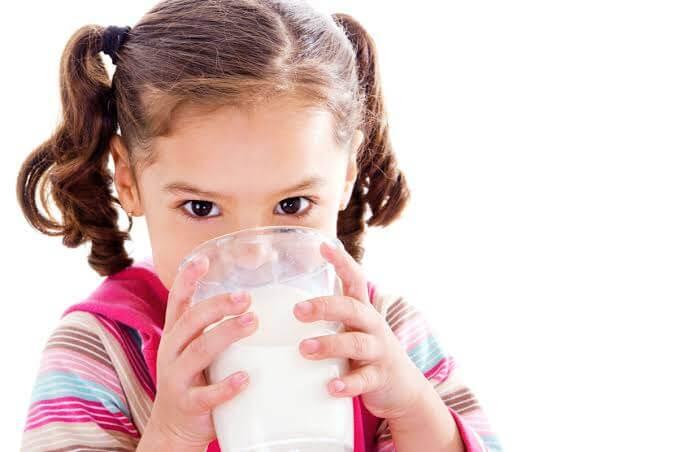 anak tidak mau minum susu
