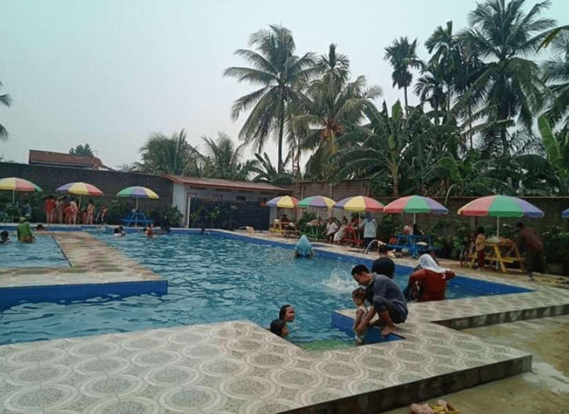 kolam renang di Binjai