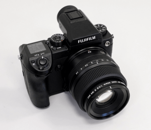 Digital Camera Fujifilm GFX Review
