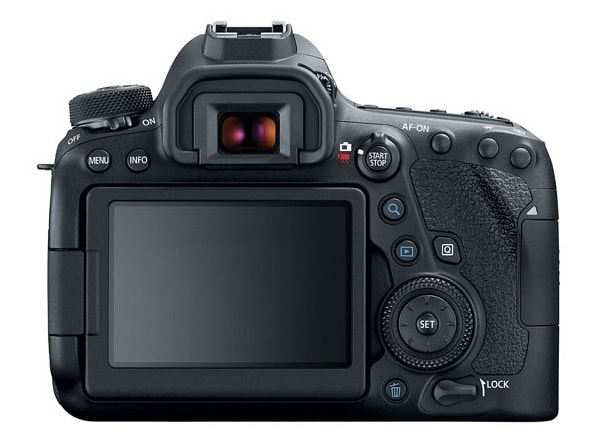Canon EOS 6D Mark II Price-Back Side