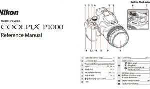 Nikon Coolpix L340 Manual, Camera Owner User Guide and
