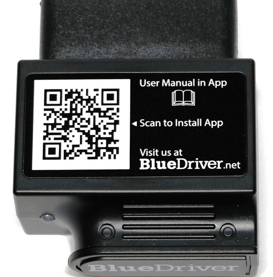 BLUEDRIVER OBD2 Bluetooth Scan Tool Product Review