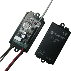 Radio Remote Control Receiver for Door Lock Approval Requirements.