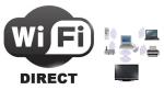 Wi-Fi Direct, the Developed Version of Wi-Fi Technology.
