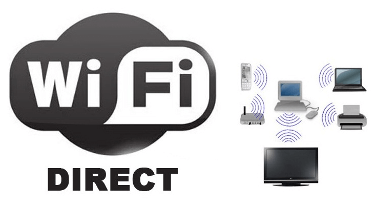 Wi-Fi Direct, the Developed Version of Wi-Fi Technology.