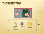 Bored of Getting Unsecured RFID? Go Using Rubee! 8