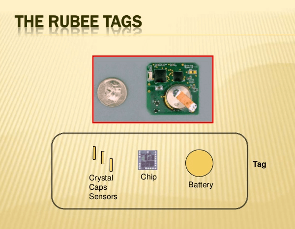Bored of Getting Unsecured RFID? Go Using Rubee!