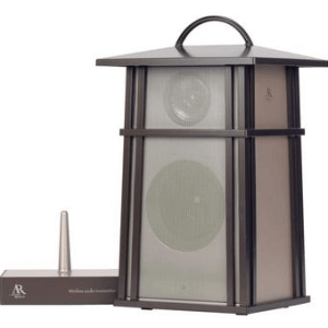 Wireless Outdoor Speaker, For a Better Outdoor Sound Quality