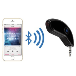 Get Wireless Audio System with Bluetooth Car Audio Adapter 4