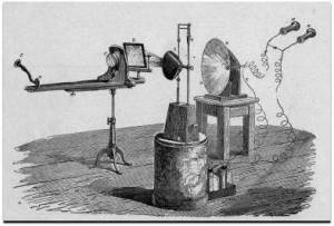 wireless technology introduction - Photophone