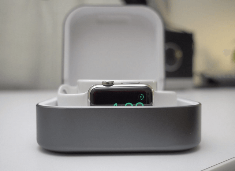 Watchcase? Power Bank? It's Amber. Brief Review of Amber Watchcase