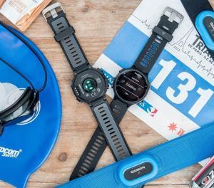 Garmin Forerunner 735XT; Garmin's Semi Smartwatch