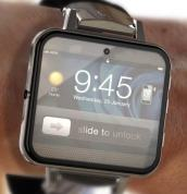 Apple Watch 4 - bezel-less screen