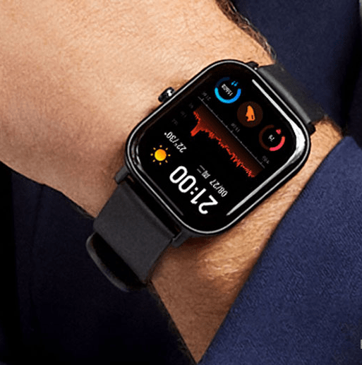 Amazfit GTS Review: On hand