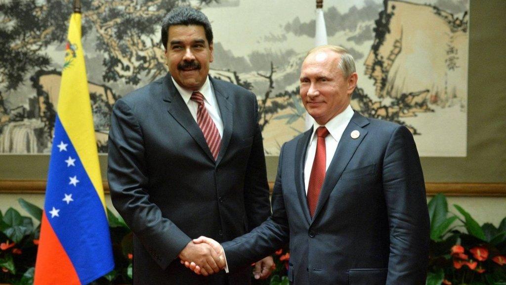 Картинки по запросу путин поддерживает венесуэлу