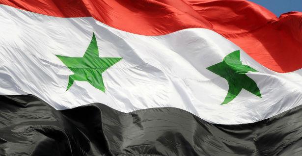 Писмо подршке Сиријској Арапској Републици