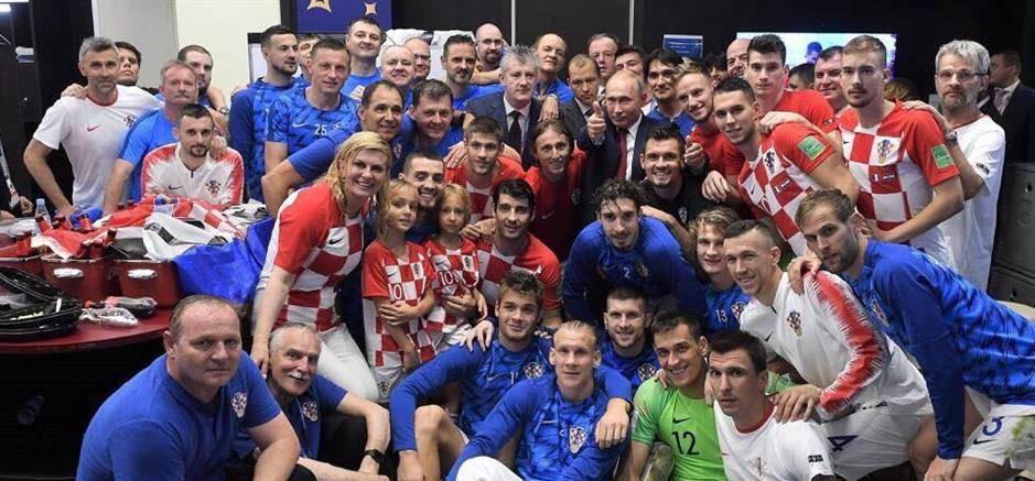 Goran Šarić : Odjeci SP-a u Rusiji; hrvatske pobjede i srpske zablude