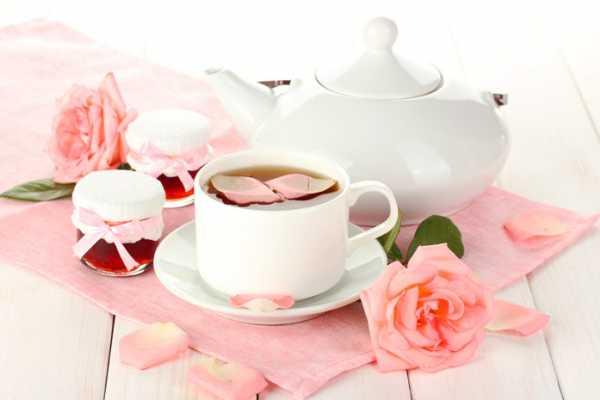 tè al cinorrodo per dimagrire