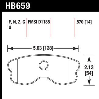 Hawk HB659.570