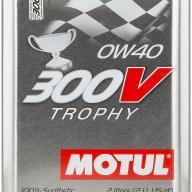Motul 300V 0w40