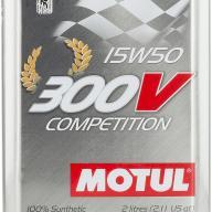 Motul 300V 15w50