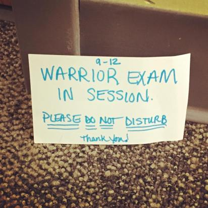 mindful exams