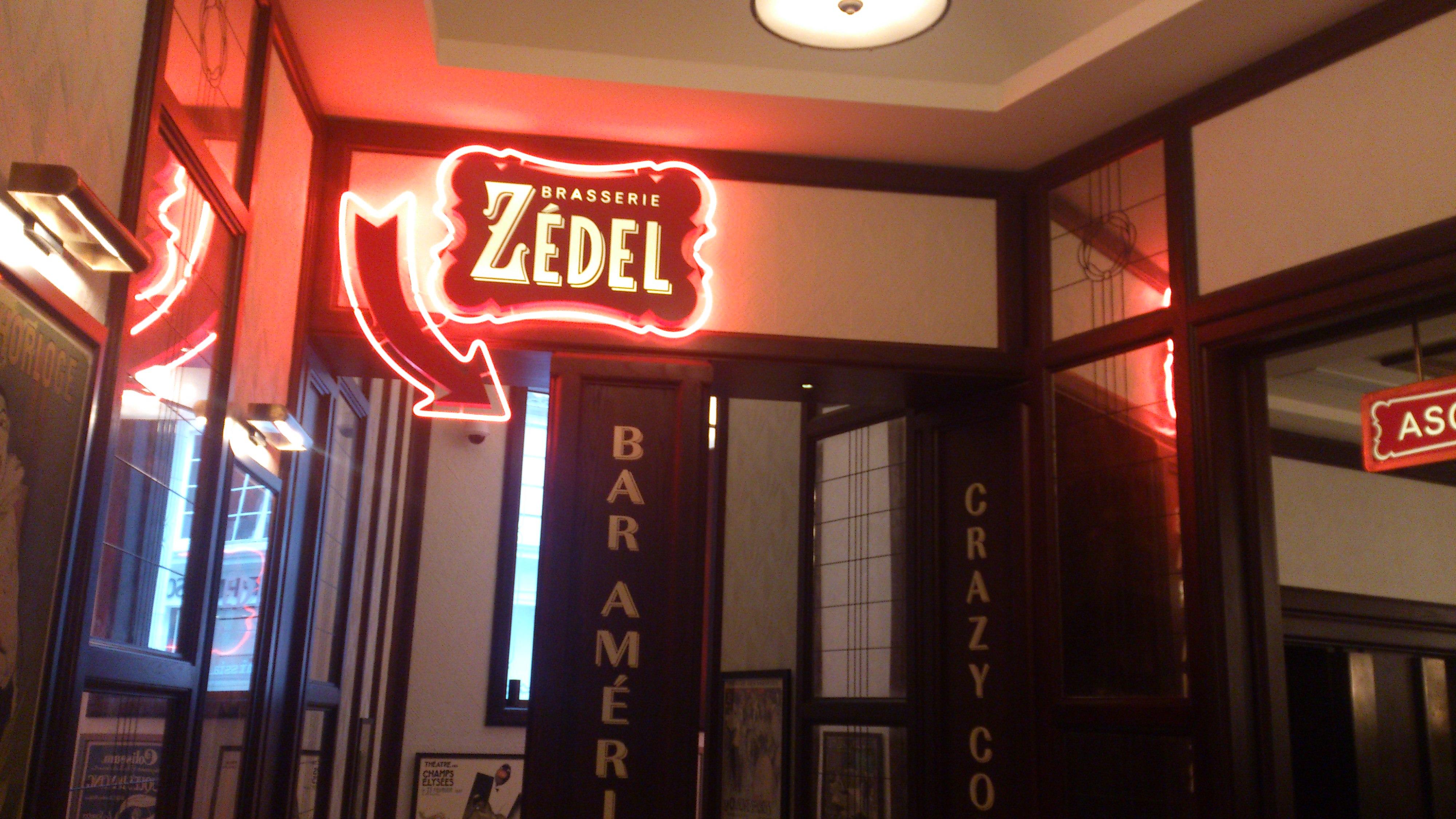 The Verdict: Zedel