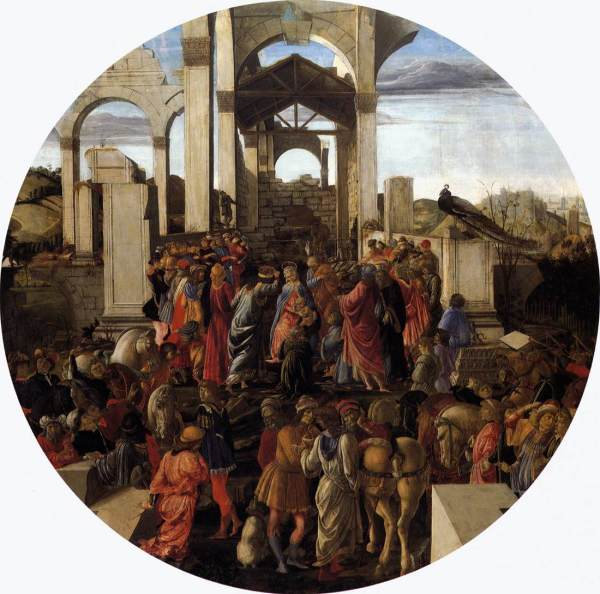 Sandro Botticelli And Ruin Waste Effects