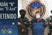 """DETIENEN A """"EL AZUL"""", PRESUNTO SUCESOR DE """"EL MARRO"""""""