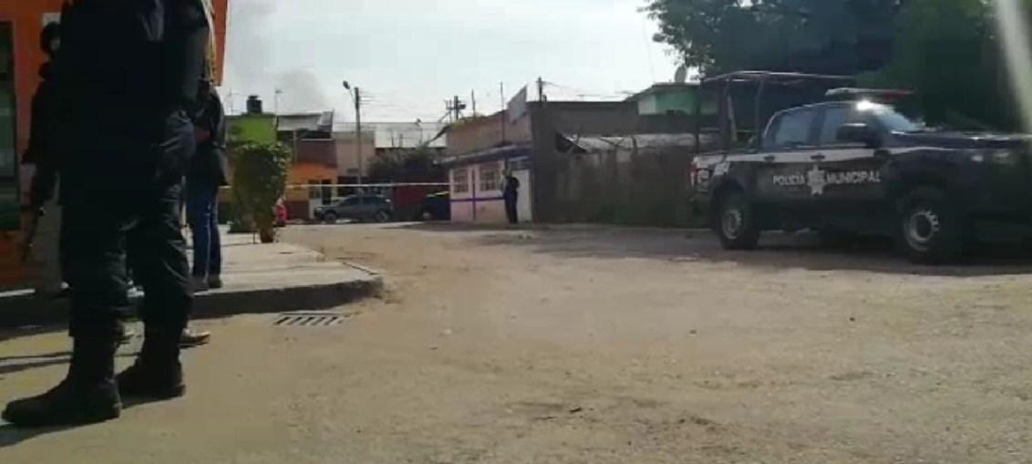 ASESINAN A COMANDANTE OPERATIVO DE CORTAZAR, GUANAJUATO
