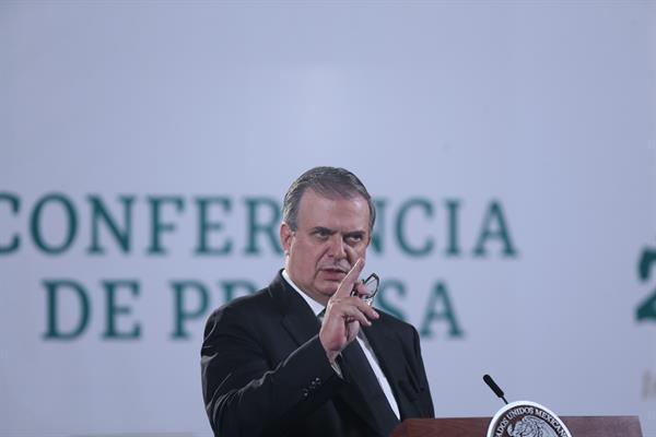 MÉXICO PIDE A UE FACILITAR INGRESO DE VIAJEROS A LA REGIÓN