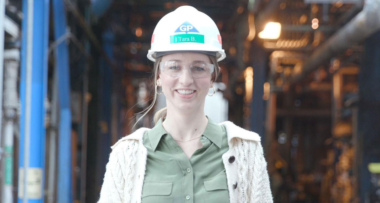Meet Tara Binn, Georgia-Pacific Operations Manager
