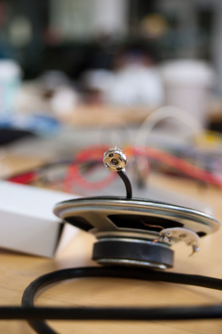 Prototyping, connectors for textiles