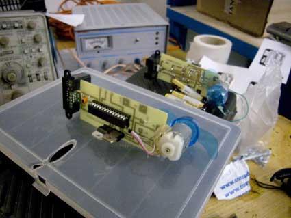 Propeller circuit