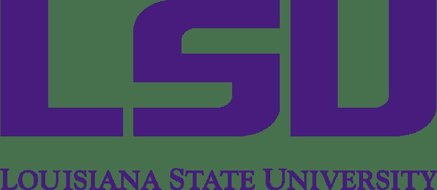 Louisiana State University (LSU) Logo