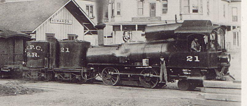 Acme Steam Engine