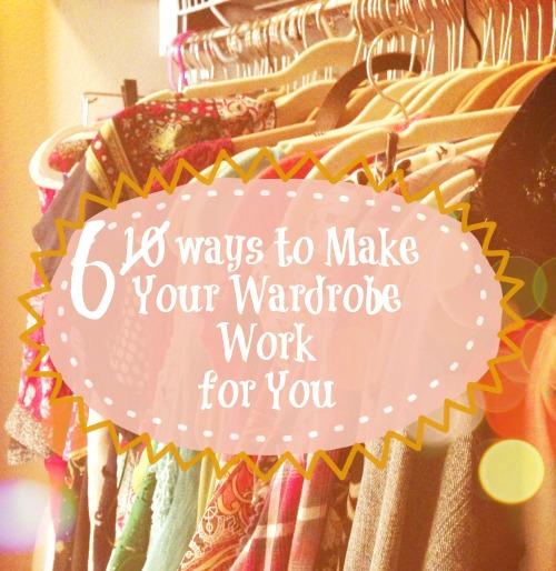 10 Ways Wardrobe