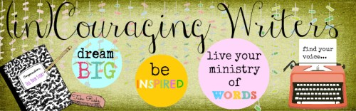 (in)couraging Writers fb group cover