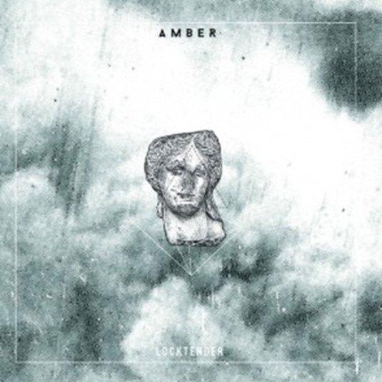 """AMBER / LOCKTENDER – Split (NAR 058) 7"""""""
