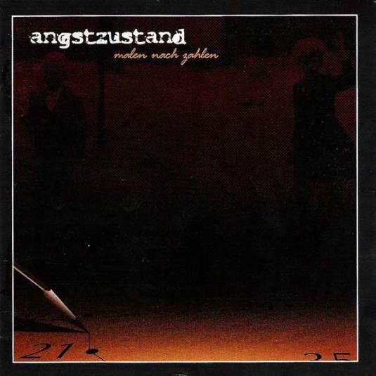 ANGSTZUSTAND – Malen Nach Zahlen (NAR 002) LP