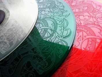 Vinyl, all colours