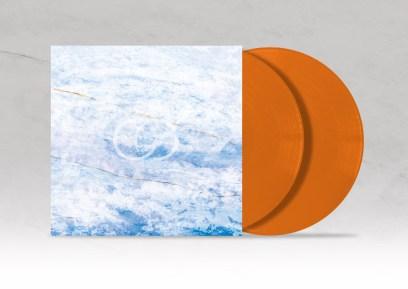 vinyl pre-sale codeia - orange
