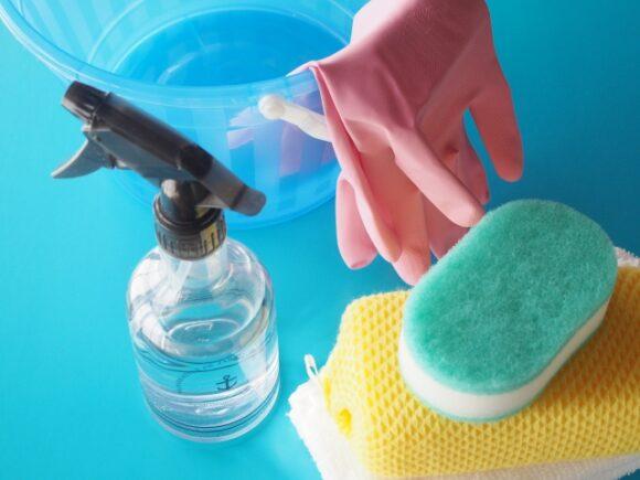 クエン酸で掃除