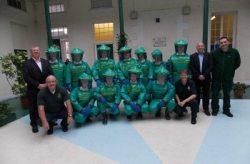 NARU PRPS Training, Gibraltar