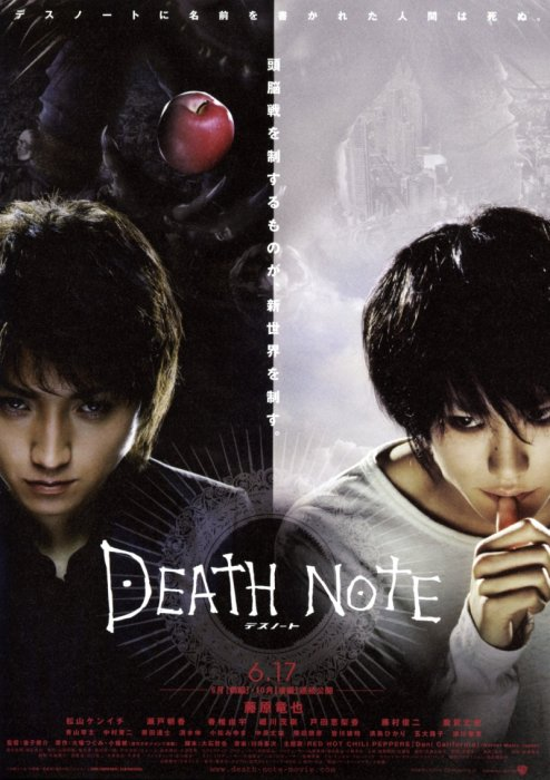 Death Note: First Name (2006) Subtitle Indonesia