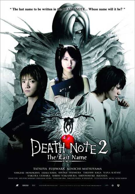 Death Note: Last Name (2006) Subtitle Indonesia